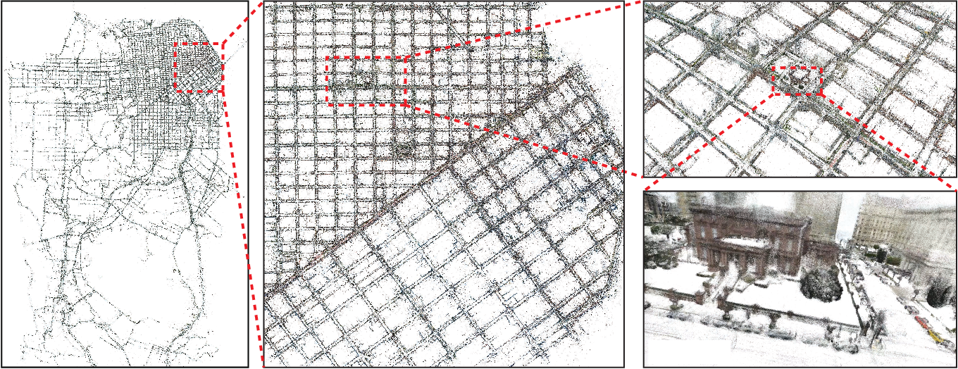 Figure 4 for Collaborative Augmented Reality on Smartphones via Life-long City-scale Maps