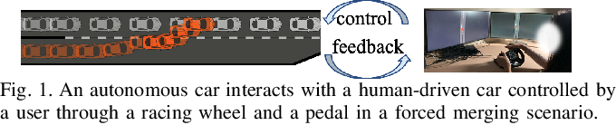 Figure 1 for Anytime Game-Theoretic Planning with Active Reasoning About Humans' Latent States for Human-Centered Robots