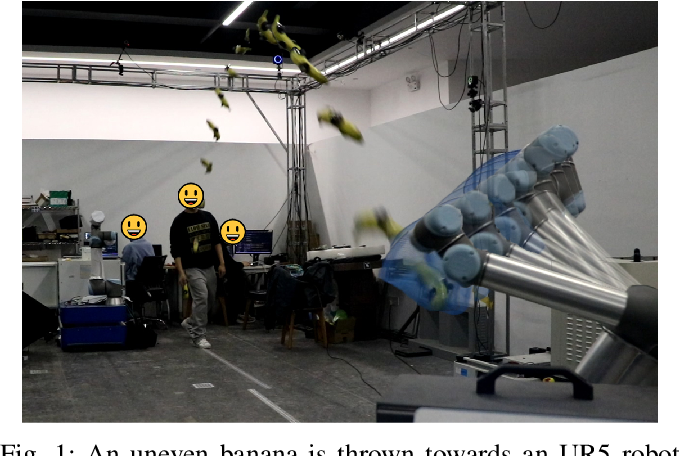 Figure 1 for Neural Motion Prediction for In-flight Uneven Object Catching