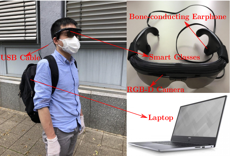 Figure 3 for Can we cover navigational perception needs of the visually impaired by panoptic segmentation?