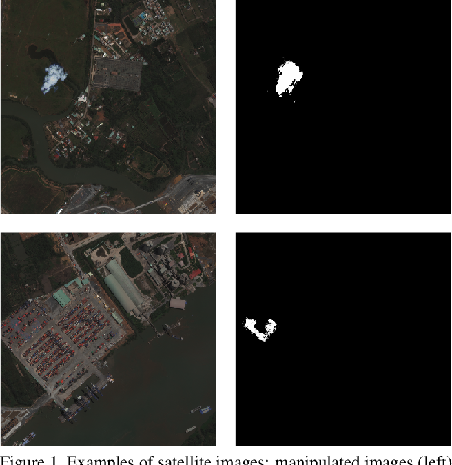 Figure 1 for Manipulation Detection in Satellite Images Using Vision Transformer