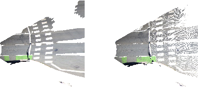 Figure 4 for Automatic Construction of Lane-level HD Maps for Urban Scenes