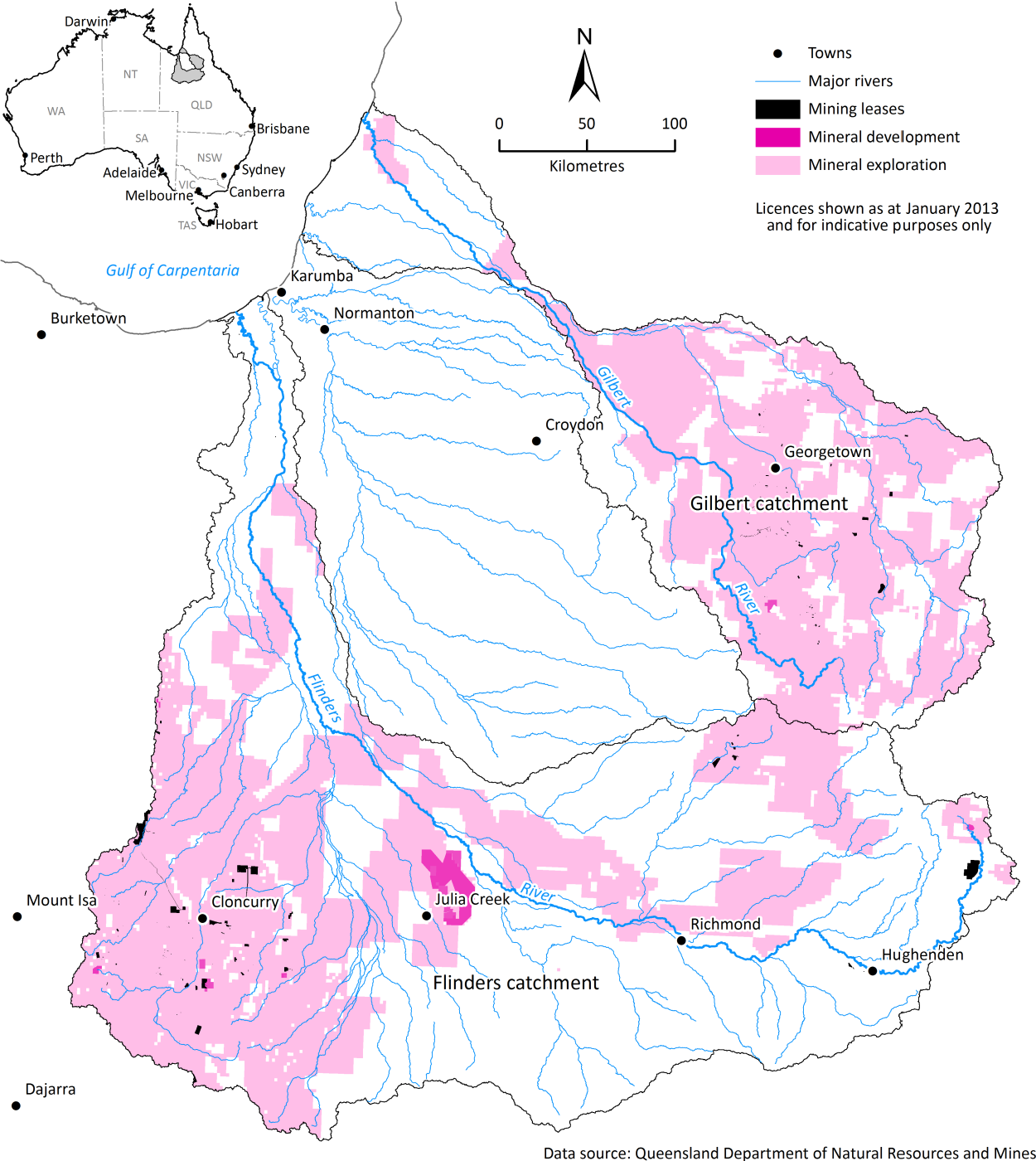 PDF] Indigenous water values, rights and interests in the