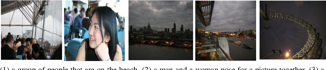 Figure 3 for Generating Descriptions for Sequential Images with Local-Object Attention and Global Semantic Context Modelling