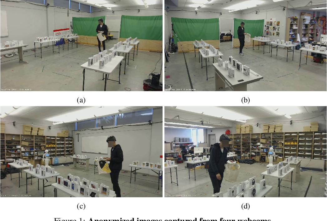 Figure 2 for SFU-Store-Nav: A Multimodal Dataset for Indoor Human Navigation