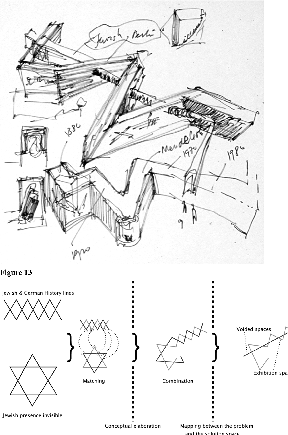 Figure 13 from Conceptual diagrams in creative architectural