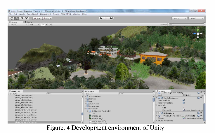 Visualization with Google Earth and gaming engine - Semantic Scholar