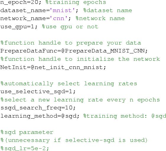 Figure 2 for LightNet: A Versatile, Standalone Matlab-based Environment for Deep Learning