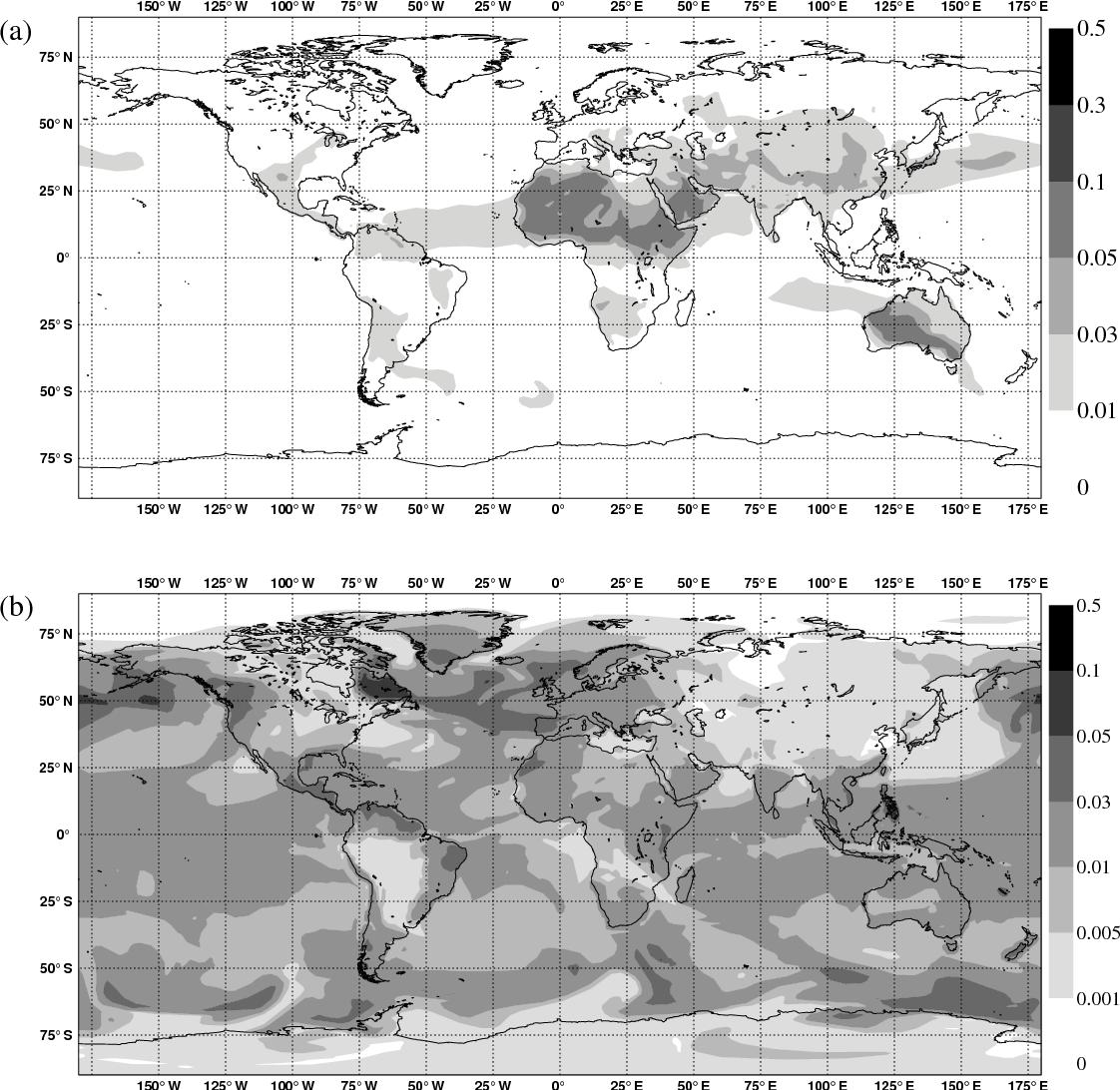 489 Background error statistics for aerosols - Semantic Scholar