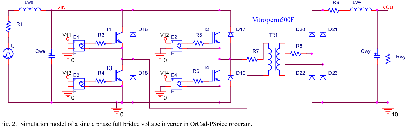 Figure 2 from DC-DC converter with isolation transformer for