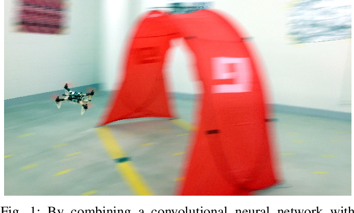Figure 1 for Deep Drone Racing: From Simulation to Reality with Domain Randomization