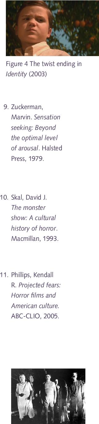 PDF] HORROR MOVIE AESTHETICS: - Semantic Scholar