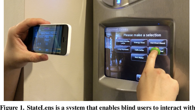 Figure 1 for StateLens: A Reverse Engineering Solution for Making Existing Dynamic Touchscreens Accessible