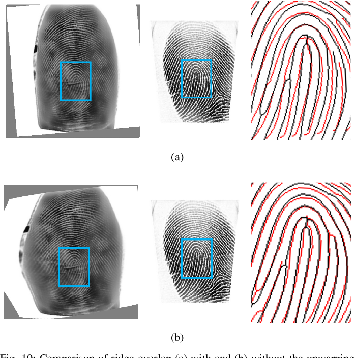 Figure 1 for C2CL: Contact to Contactless Fingerprint Matching