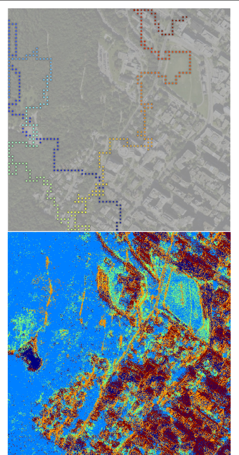 Figure 3 for Modeling Curiosity in a Mobile Robot for Long-Term Autonomous Exploration and Monitoring