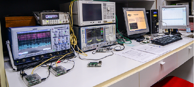 Figure 4 from A software defined radio platform with