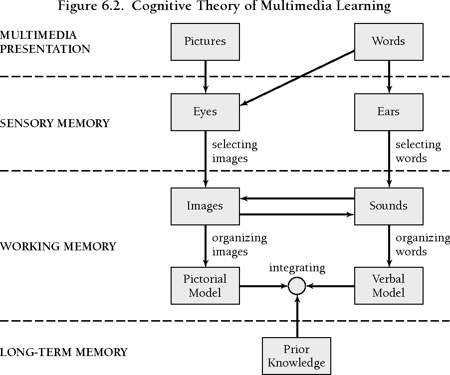 Cognitive Theory And The Design Of Multimedia Instruction An