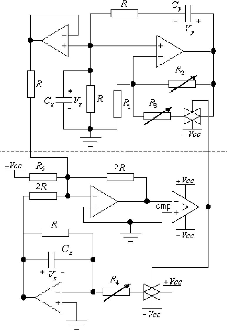 Wien Bridge Oscillator Semantic Scholar Rc And Circuit Oscillatorcircuit Is This Relevant 1982 Remarks On Proposed Structures Of Oscillators