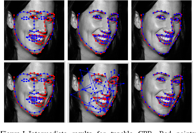 Figure 2 for Globally Tuned Cascade Pose Regression via Back Propagation with Application in 2D Face Pose Estimation and Heart Segmentation in 3D CT Images