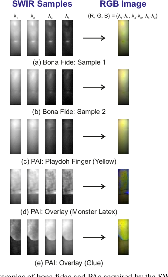 Figure 3 for Biometric Presentation Attack Detection: Beyond the Visible Spectrum