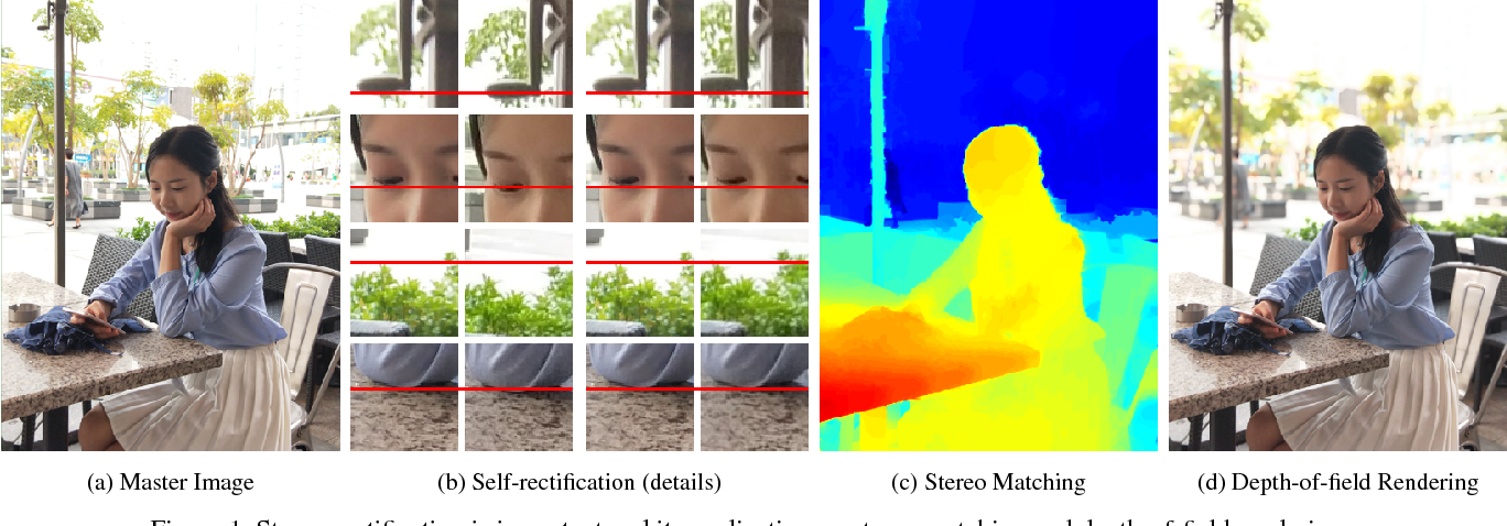 Figure 1 for DSR: Direct Self-rectification for Uncalibrated Dual-lens Cameras