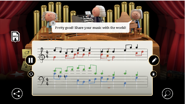 Figure 3 for The Bach Doodle: Approachable music composition with machine learning at scale