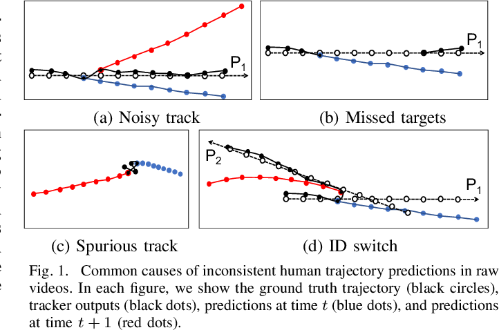 Figure 1 for Towards Robust Human Trajectory Prediction in Raw Videos