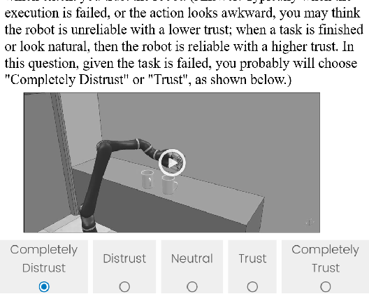 Figure 4 for Repairing Human Trust by Promptly Correcting Robot Mistakes with An Attention Transfer Model