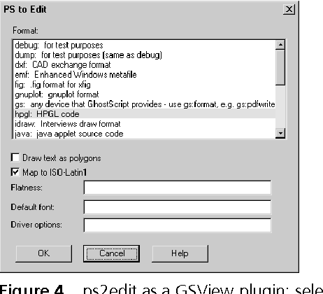 Figure 4 from Tools for PostScript and pdf - Semantic Scholar