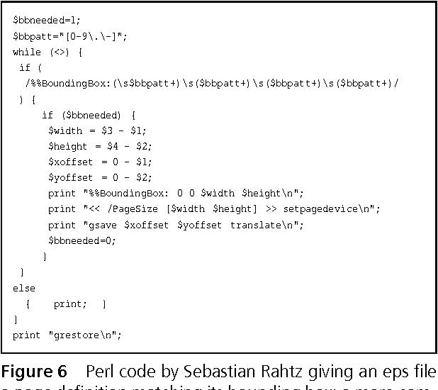Figure 4 from Tools for PostScript and pdf - Semantic Scholar