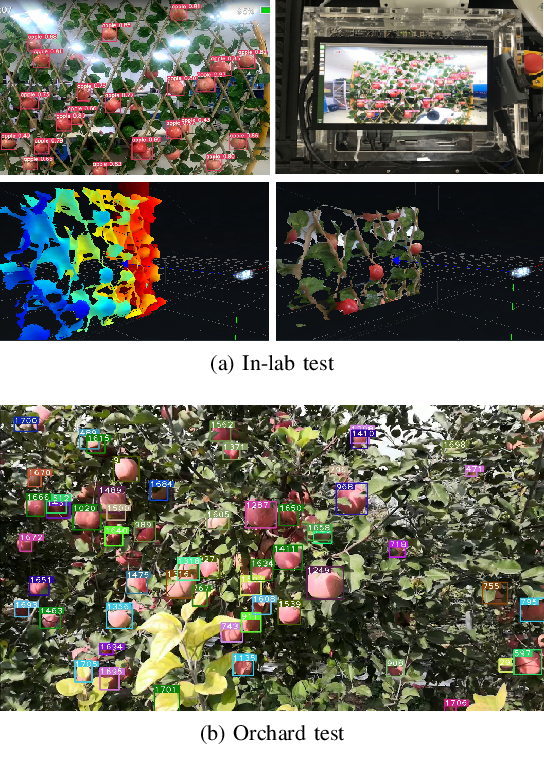 Figure 1 for Hybrid Visual Servoing Tracking Control of Uncalibrated Robotic Systems for Dynamic Dwarf Culture Orchards Harvest