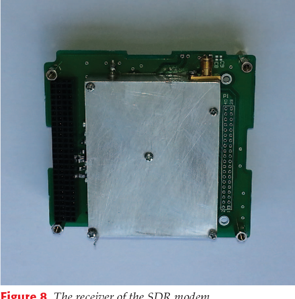 Figure 8 from Small Satellites Rock A Software-Defined Radio