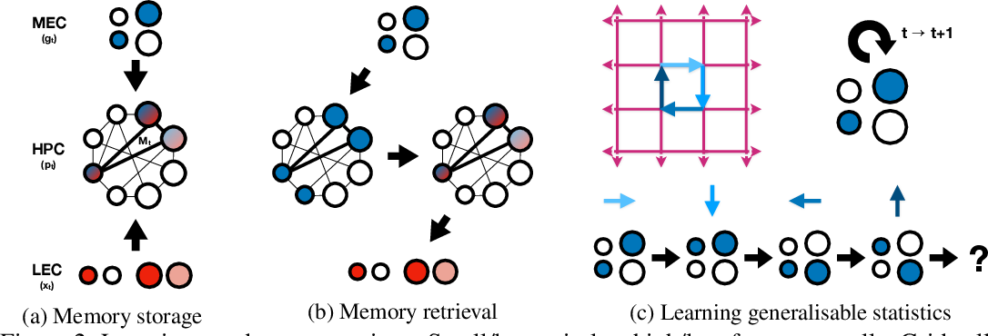 Figure 2 for Generalisation of structural knowledge in the hippocampal-entorhinal system