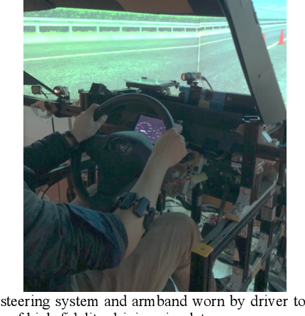 Figure 1 for Effect of Adaptive and Fixed Shared Steering Control on Distracted Driver Behavior