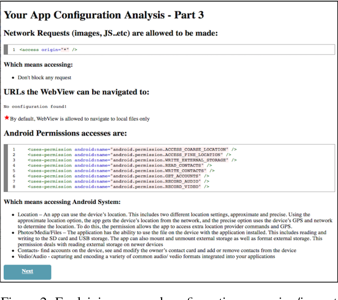 Figure 2 from CordovaConfig: A Tool for Mobile Hybrid Apps