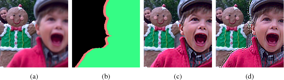 Figure 2 for Removing out-of-focus blur from a single image