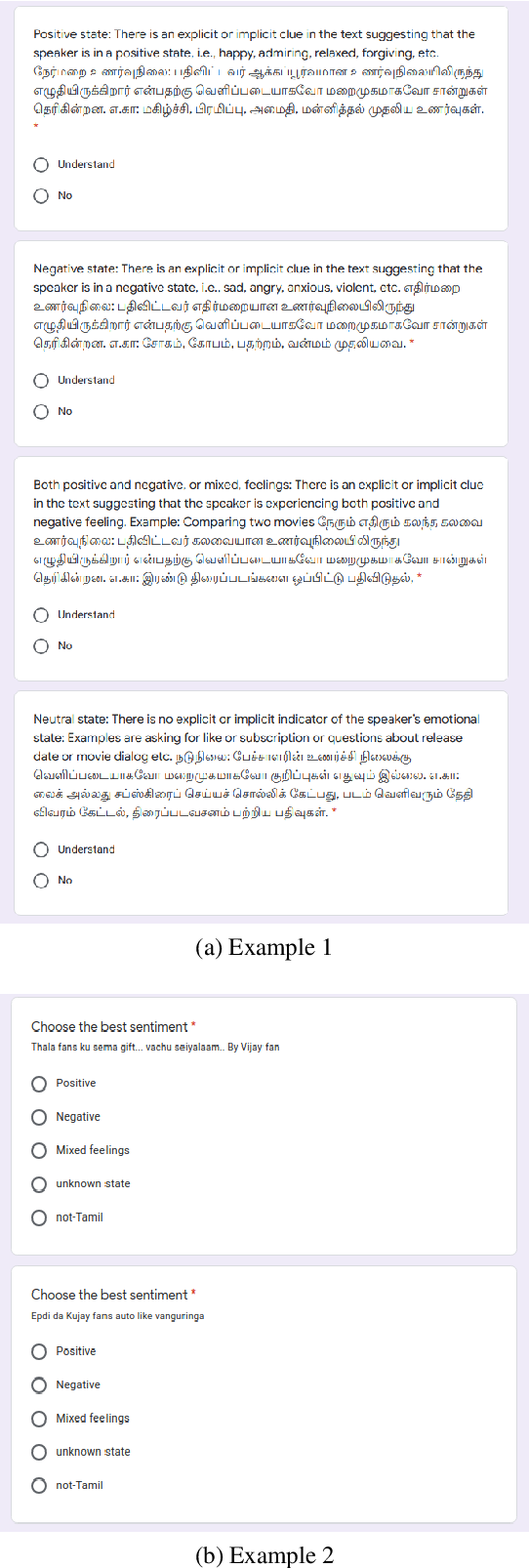 Figure 1 for Corpus Creation for Sentiment Analysis in Code-Mixed Tamil-English Text