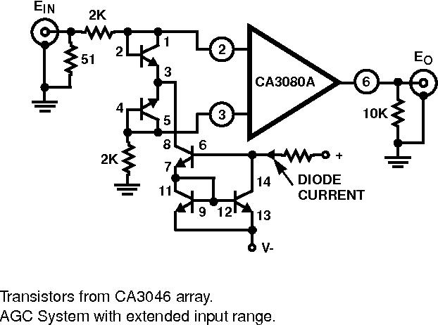 Figure 6 From An6077 An Ic Operational Transconductance Amplifier