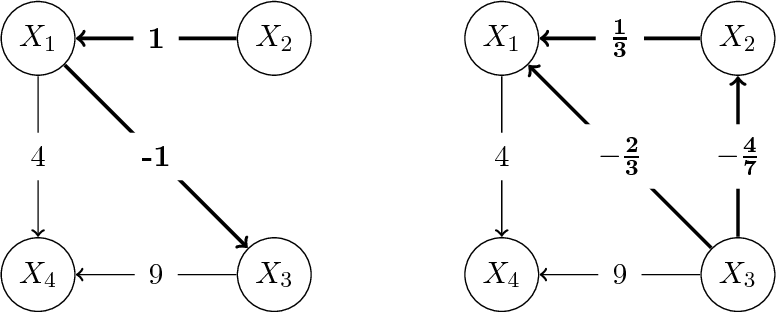 Figure 1 for Learning Directed Acyclic Graphs with Penalized Neighbourhood Regression