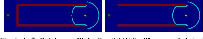 Figure 1 for Neural Network Memory Architectures for Autonomous Robot Navigation