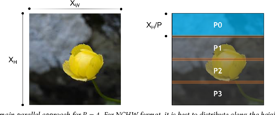 Figure 4 for Integrated Model, Batch and Domain Parallelism in Training Neural Networks