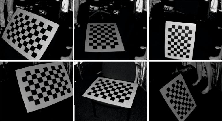 ROCHADE: Robust Checkerboard Advanced Detection for Camera