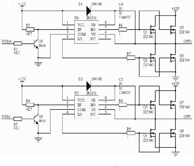 Design of inverter power supply for household solar power