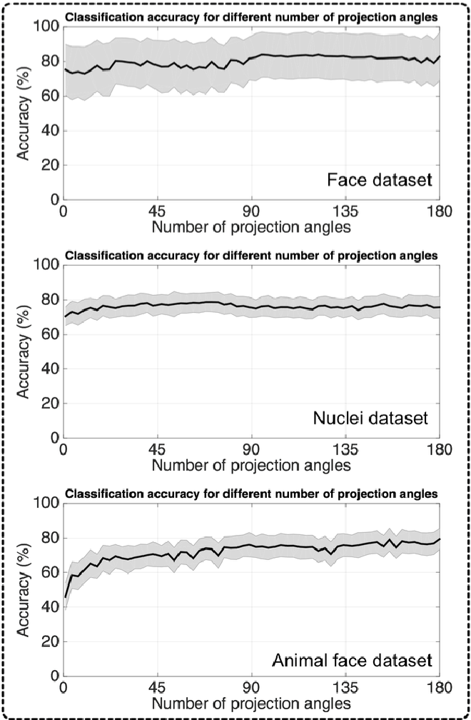 Figure 2 for The Radon cumulative distribution transform and its application to image classification
