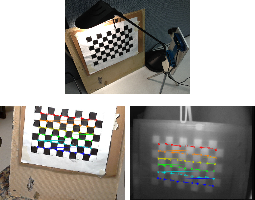 Figure 2 for 3D Fusion of Infrared Images with Dense RGB Reconstruction from Multiple Views -- with Application to Fire-fighting Robots