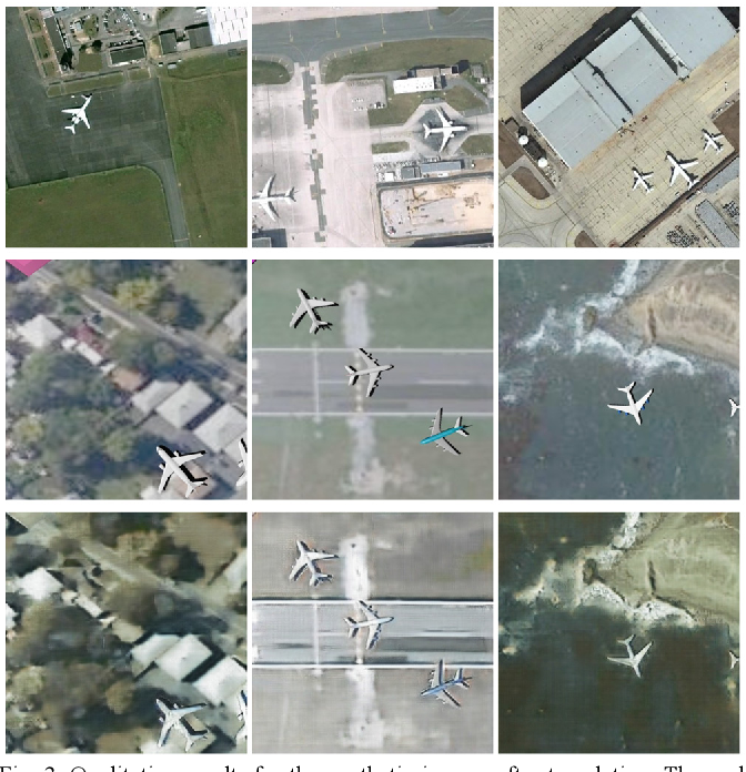 Figure 3 for Can Synthetic Data Improve Object Detection Results for Remote Sensing Images?