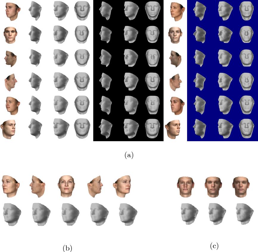 Figure 3 for Deep disentangled representations for volumetric reconstruction