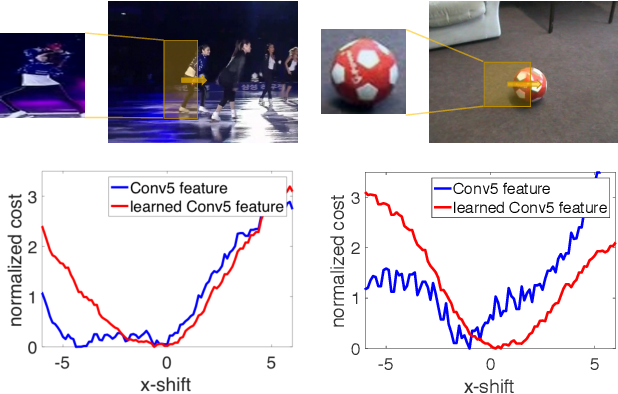 Figure 2 for Deep-LK for Efficient Adaptive Object Tracking