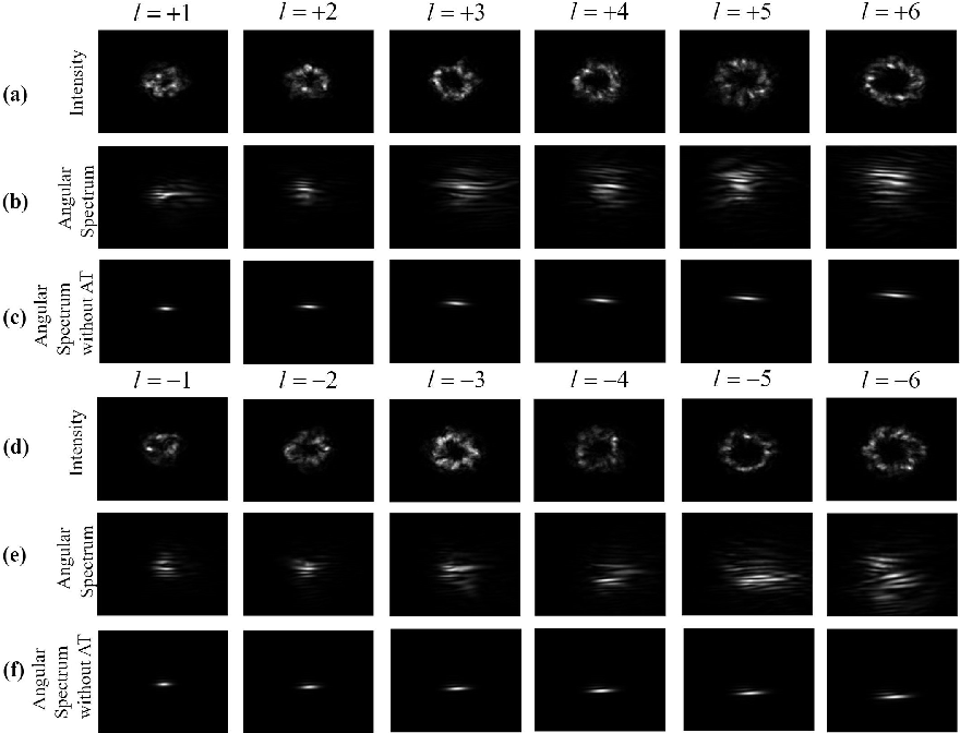 Figure 4 for Multidimensional Information Assisted Deep Learning Realizing Flexible Recognition of Vortex Beam Modes