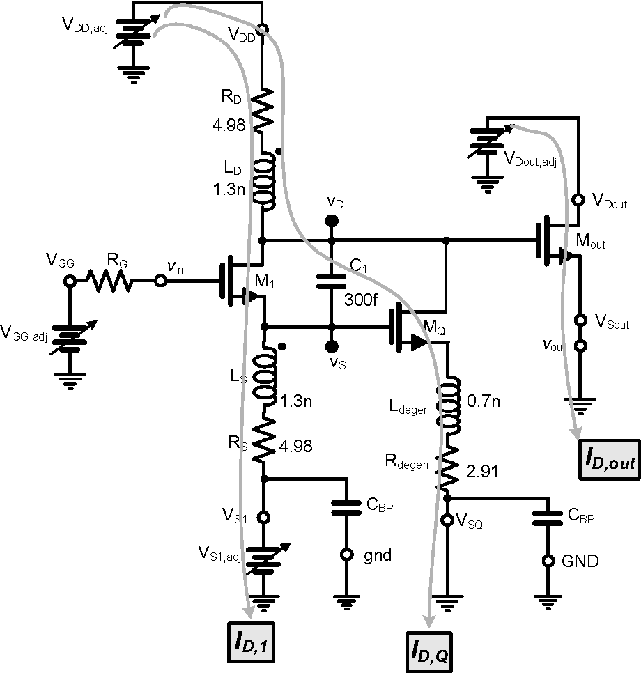 Cmos Integrated Lc Q Enhanced Rf Filters For Wireless Receivers Passive Band Stop Filter Public Circuit Online Simulator Semantic Scholar